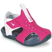 Sko Pige badesandaler Nike SUNRAY PROTECT 2 TD Violet