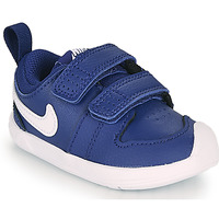 Sko Dreng Lave sneakers Nike PICO 5 TD Blå / Hvid