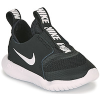 Sko Børn Multisportsko Nike FLEX RUNNER TD Sort / Hvid