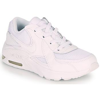 Sko Børn Lave sneakers Nike AIR MAX EXCEE PS Hvid
