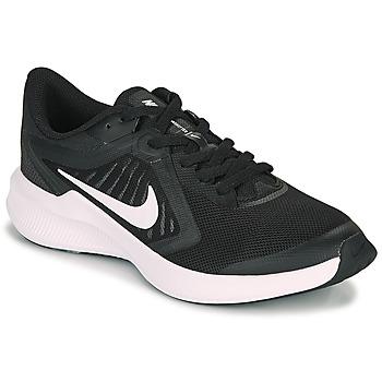 Sko Børn Multisportsko Nike DOWNSHIFTER 10 GS Sort / Hvid