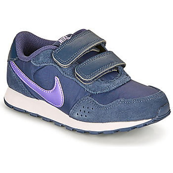 Sko Børn Lave sneakers Nike MD VALIANT PS Blå