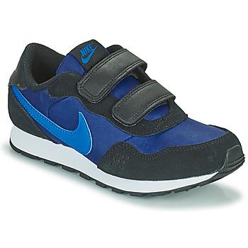 Sko Dreng Lave sneakers Nike MD VALIANT PS Blå