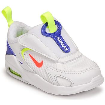 Sko Børn Lave sneakers Nike AIR MAX BOLT TD Hvid / Blå
