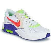 Sko Børn Lave sneakers Nike AIR MAX EXCEE AMD GS Hvid / Blå / Rød