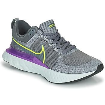 Sko Herre Løbesko Nike NIKE REACT INFINITY RUN FLYKNIT 2 Grå