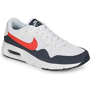 Sko Herre Lave sneakers Nike NIKE AIR MAX SC Hvid / Rød / Blå