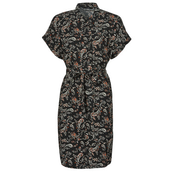 textil Dame Korte kjoler Vero Moda VMSIMPLY EASY Sort