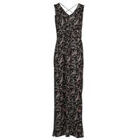 textil Dame Lange kjoler Vero Moda VMSIMPLY EASY Sort