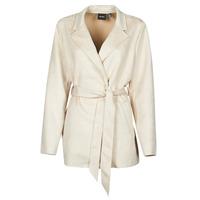 textil Dame Trenchcoats Vero Moda VMNAPOLI Beige