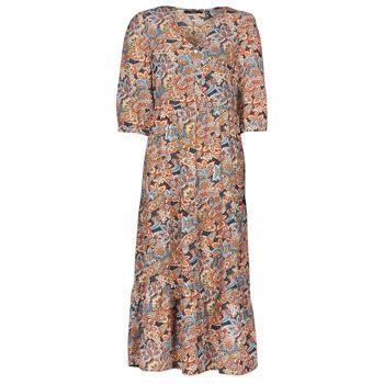 textil Dame Lange kjoler Vero Moda VMLIS Flerfarvet