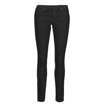 textil Dame Smalle jeans Vero Moda VMJUDY Sort