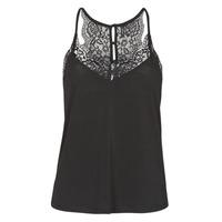 textil Dame Toppe / T-shirts uden ærmer Vero Moda VMANA Sort