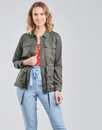 textil Dame Jakker / Blazere Vero Moda VMVIVIANA Kaki
