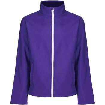 textil Herre Jakker Regatta Ablaze Purple/Black