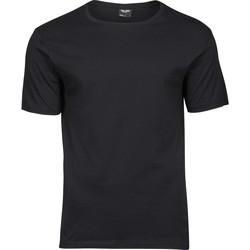 textil Herre T-shirts m. korte ærmer Tee Jays T5000 Black