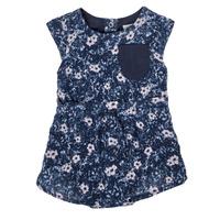 textil Pige Buksedragter / Overalls Ikks XS33010-48 Marineblå