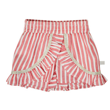 textil Pige Shorts Ikks XS26000-35 Rød