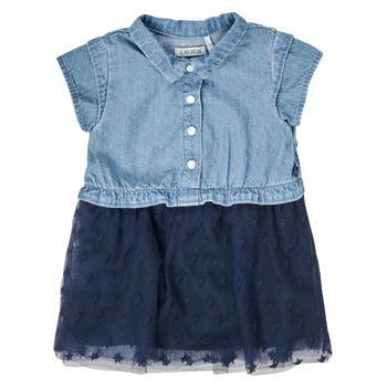 textil Pige Korte kjoler Ikks XS30050-84 Flerfarvet