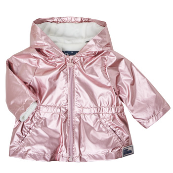 textil Pige Parkaer Ikks XS42010-31 Pink