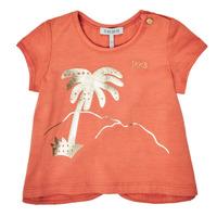 textil Pige T-shirts m. korte ærmer Ikks XS10080-67 Orange
