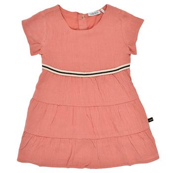 textil Pige Korte kjoler Ikks XS30090-67 Orange