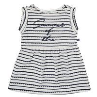 textil Pige Korte kjoler Ikks XS30030-19 Flerfarvet