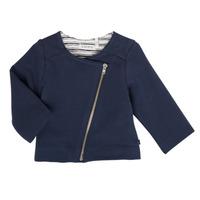 textil Pige Veste / Cardigans Ikks XS17030-48 Marineblå