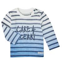 textil Dreng Langærmede T-shirts Ikks XS10001-19 Flerfarvet