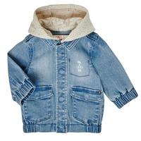 textil Dreng Jakker Ikks XS40021-84 Blå