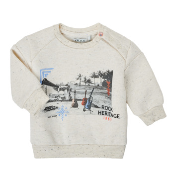 textil Dreng Sweatshirts Ikks XS15011-60 Hvid