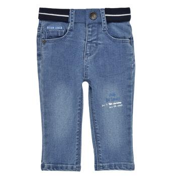 textil Dreng Smalle jeans Ikks XS29001-83 Blå