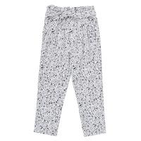 textil Pige Løstsiddende bukser / Haremsbukser Ikks XS22082-19-J Flerfarvet