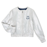 textil Pige Jakker / Blazere Ikks XS17042-18-C Sølv