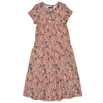textil Pige Lange kjoler Ikks XS30042-32-J Flerfarvet
