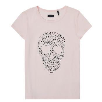 textil Pige T-shirts m. korte ærmer Ikks XS10492-31-J Pink