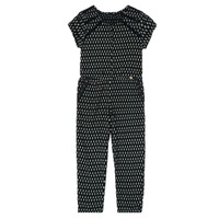 textil Pige Buksedragter / Overalls Ikks XS32012-02-C Sort