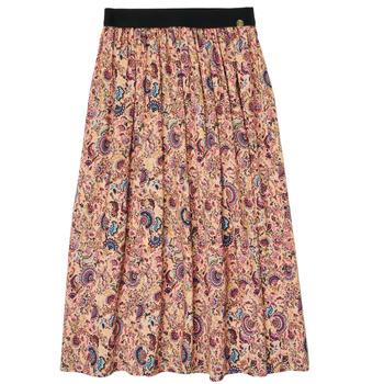 textil Pige Nederdele Ikks XS27022-32-C Flerfarvet