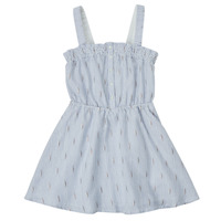 textil Pige Korte kjoler Ikks XS31022-48-C Blå