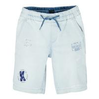 textil Dreng Shorts Ikks XS25223-82-C Blå