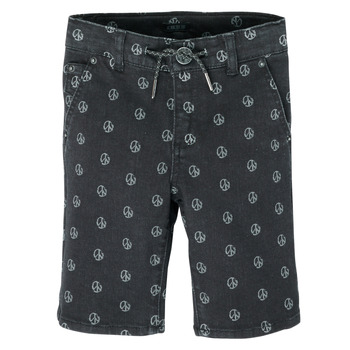 textil Dreng Shorts Ikks XS25063-02-C Sort