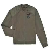 textil Dreng Sweatshirts Ikks XS17043-57-C Kaki