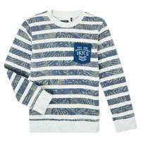 textil Dreng Sweatshirts Ikks XS15053-22-C Flerfarvet
