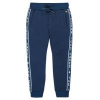 textil Dreng Træningsbukser Ikks XS23003-48-C Marineblå