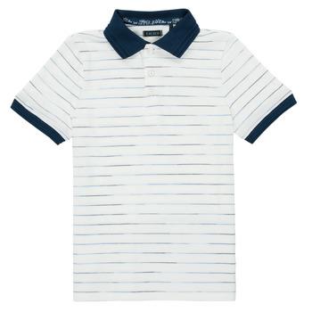 textil Dreng Polo-t-shirts m. korte ærmer Ikks XS11003-19-C Flerfarvet