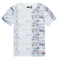 textil Dreng T-shirts m. korte ærmer Ikks XS10063-19-C Flerfarvet