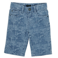 textil Dreng Shorts Ikks XS25253-82-C Blå