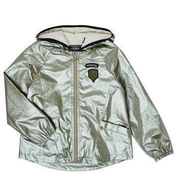 textil Pige Jakker Ikks XS41042-57-C Guld