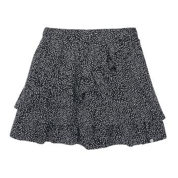 textil Pige Nederdele Ikks XS27062-02-J Sort