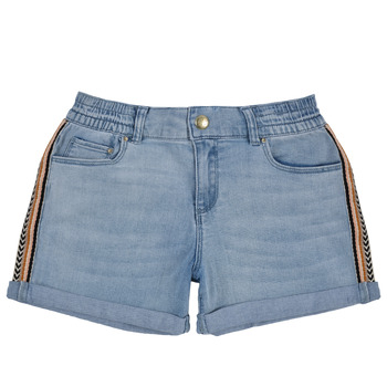 textil Pige Shorts Ikks XS26002-84-J Blå